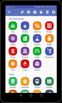 Einheitenumrechner  All-in-One-Umrechnungswerkzeug Screenshot 8