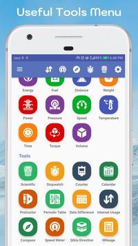 Einheitenumrechner  All-in-One-Umrechnungswerkzeug Screenshot 1