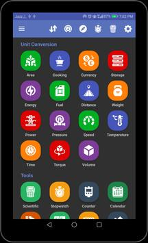 Einheitenumrechner  All-in-One-Umrechnungswerkzeug Screenshot 15