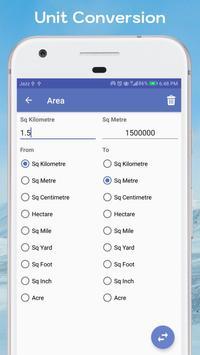 Einheitenumrechner  All-in-One-Umrechnungswerkzeug Screenshot 2