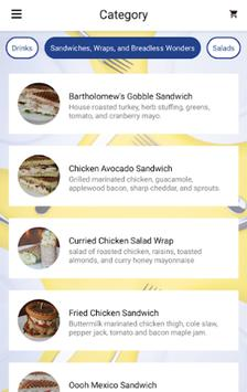 Meal Gopher screenshot 2
