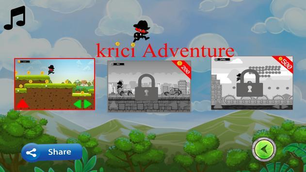 Krici Adventure screenshot 3