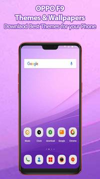 Oppo F9 Wallpapers and F9 themes launcher 2019 1 0 4 (Android