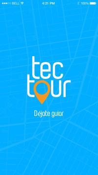 Tectour Guias poster