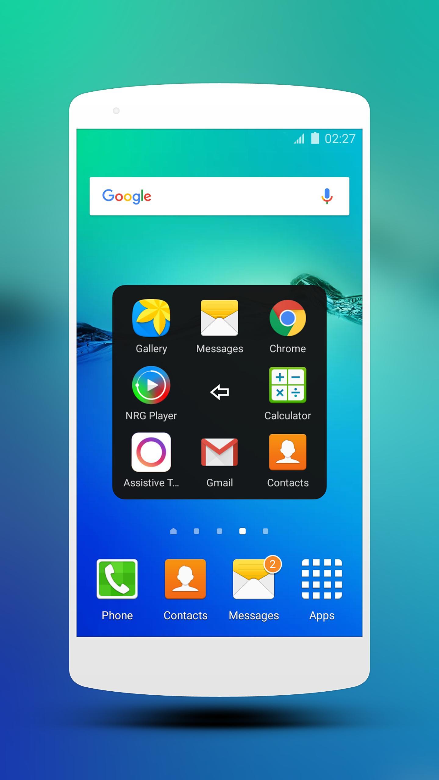 Download aplikasi apk Assistive Touch