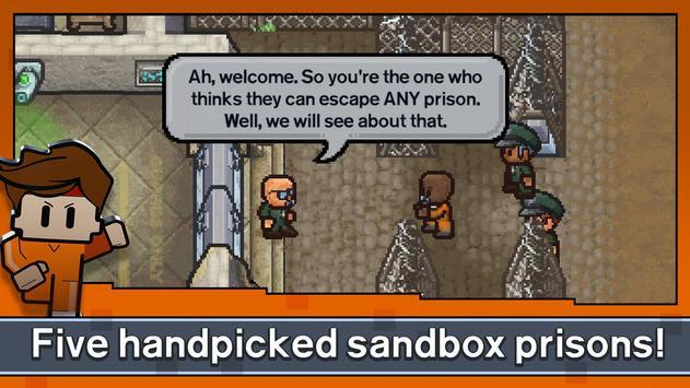 The Escapists 2: Pocket Breakout screenshot 2