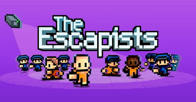 The Escapists: Prison Escape poster