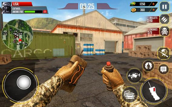 Call of Enemy Battle: Survival Shooting FPS Games screenshot 10