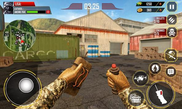 Call of Enemy Battle: Survival Shooting FPS Games screenshot 7