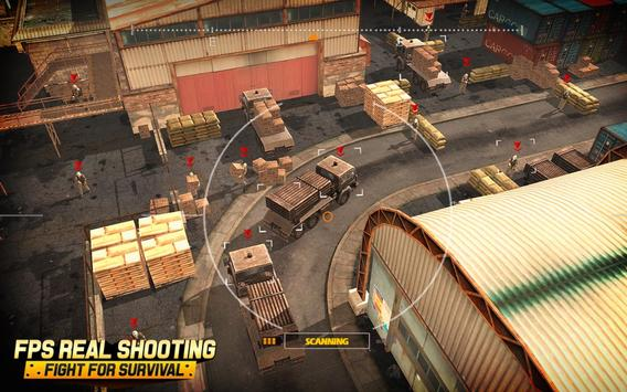 Call of Enemy Battle: Survival Shooting FPS Games screenshot 4