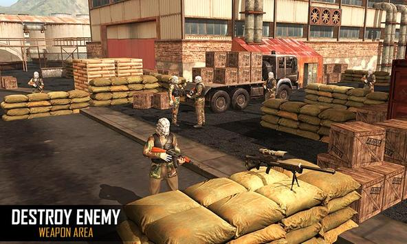 Call of Enemy Battle: Survival Shooting FPS Games screenshot 8