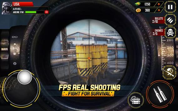 Call of Enemy Battle: Survival Shooting FPS Games screenshot 9