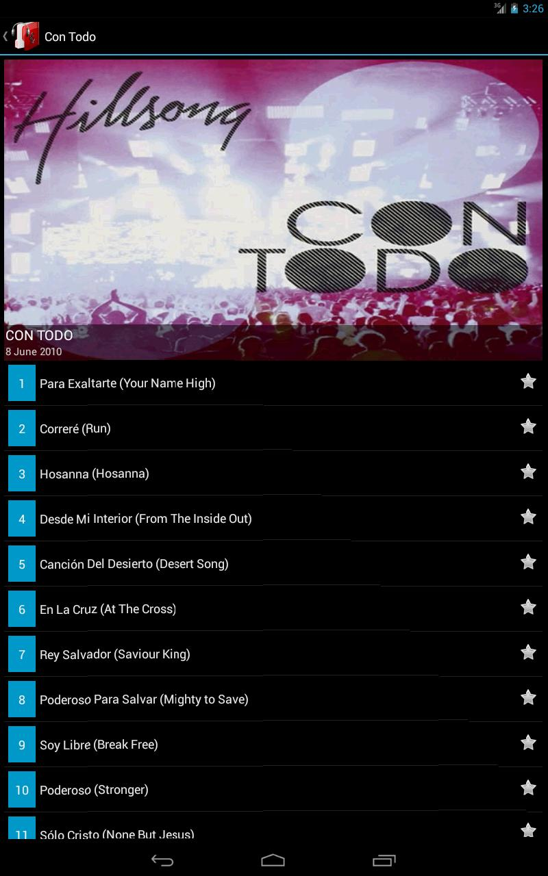 Hillsong Lyrics for Android - APK Download