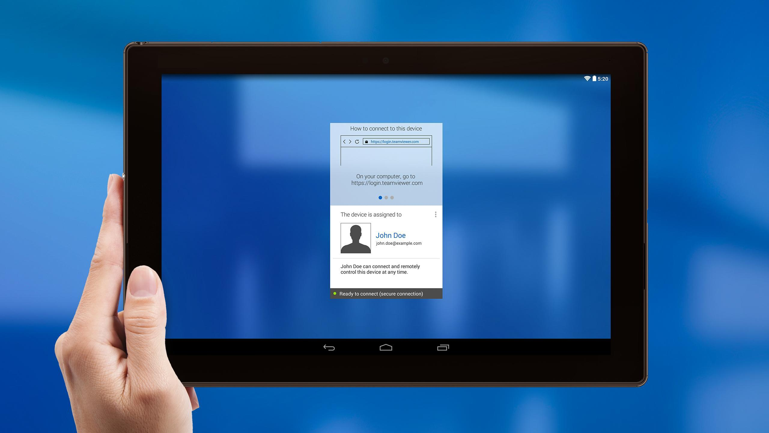 TeamViewer Host for Android - APK Download