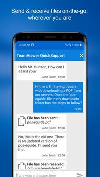TeamViewer QuickSupport screenshot 4