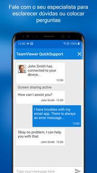 TeamViewer QuickSupport imagem de tela 3
