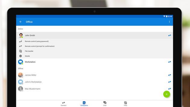 TeamViewer screenshot 9