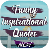 Funny Inspirational Quotes icon
