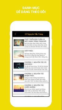 15 Nguyên Tắc Vàng screenshot 5
