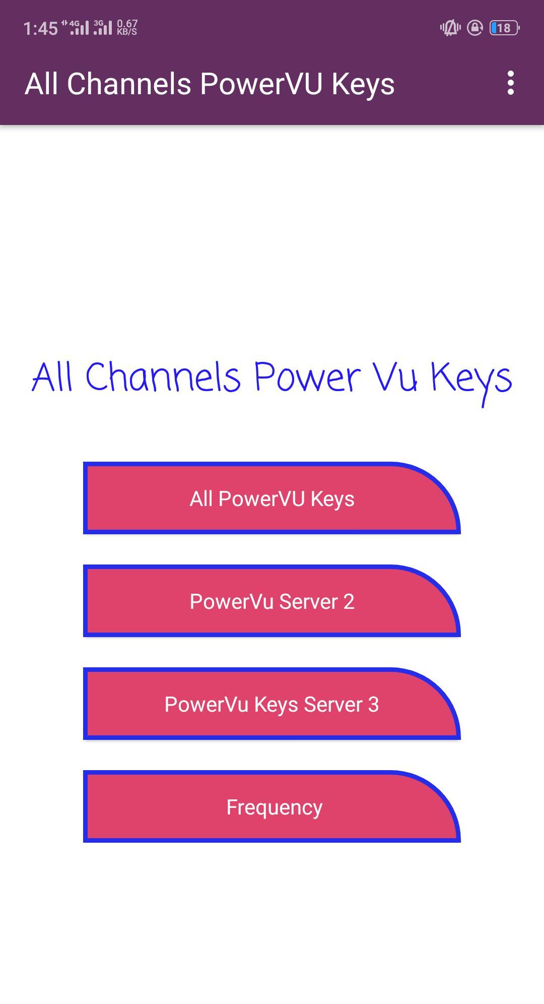 Powervu Channels List 2019