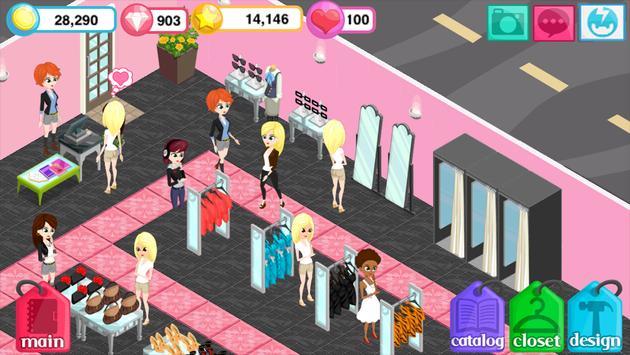 Fashion Story™ syot layar 11