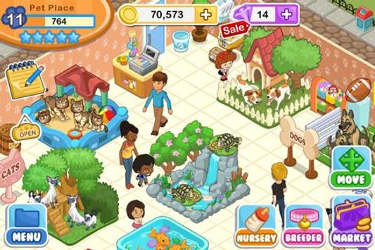 Pet Shop Story™ screenshot 2