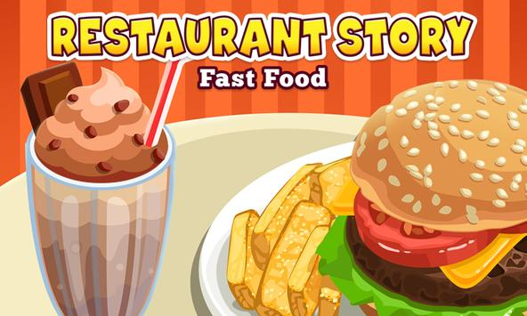 Restaurant Story: Fast Food screenshot 10