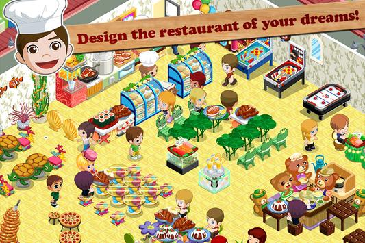 Restaurant Story: Fast Food screenshot 1