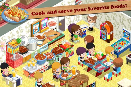 Restaurant Story: Fast Food screenshot 2