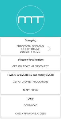 Firmware Finder for Huawei for Android - APK Download