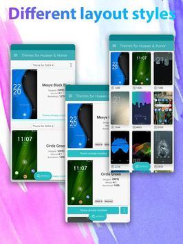 Themes, Wallpapers, Icons for Huawei/Honor/EMUI पोस्टर