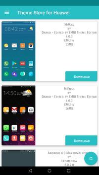 Themes for Huawei & Honor تصوير الشاشة 2