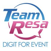 Teamresa Digit for Event icon