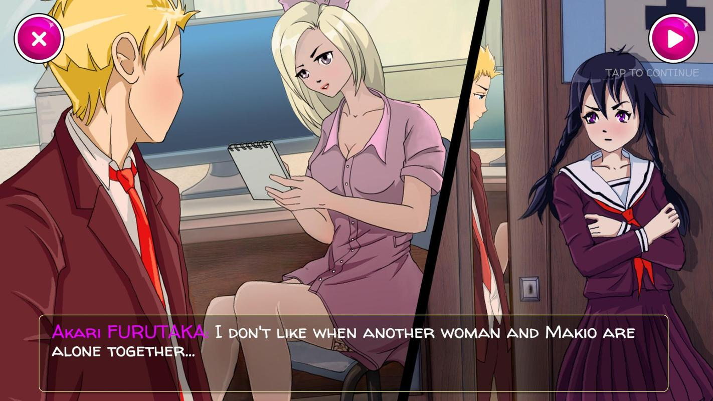 download yandere school full version android