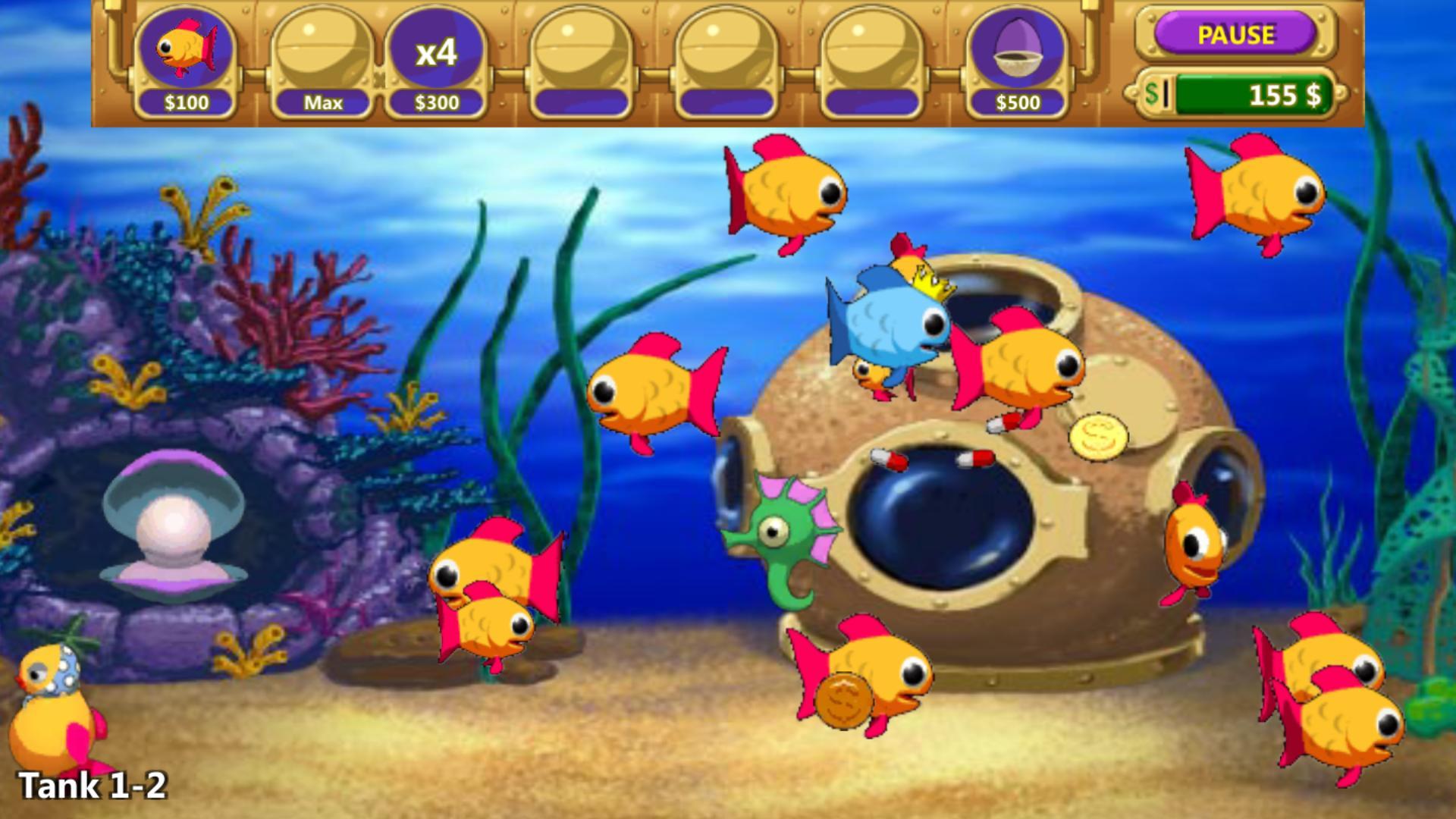 Fish Aquarium Game Online