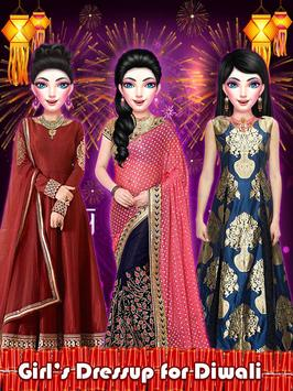 Diwali Celebration and Dress-up Party poster