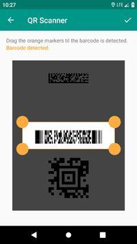 QR & Barcode Reader screenshot 4