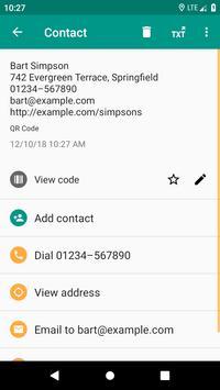 QR & Barcode Reader screenshot 1
