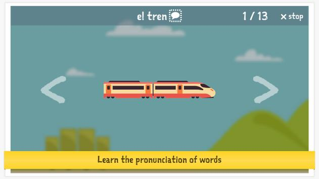Learn Spanish With Amy for Kids screenshot 14