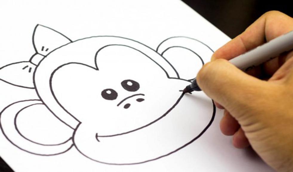 Нарисовать рисунок своими руками легко