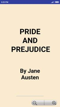 Pride and Prejudice - A Famous Book poster