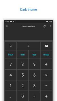 Time Calculator screenshot 7