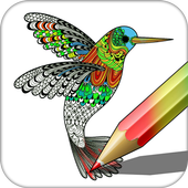 Coloring icon