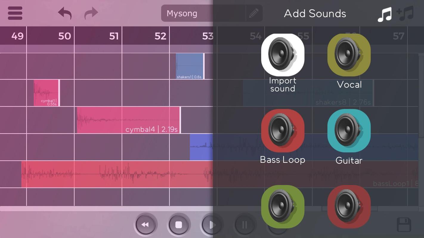 Music Maker Für Android Apk Herunterladen