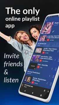 Music & Floating Tube, Online Playlists - Musicate スクリーンショット 2