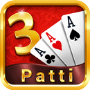 Teen Patti Gold - 3 Patti, Rummy, Poker Card Game APK
