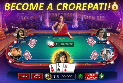 Teen Patti Gold0