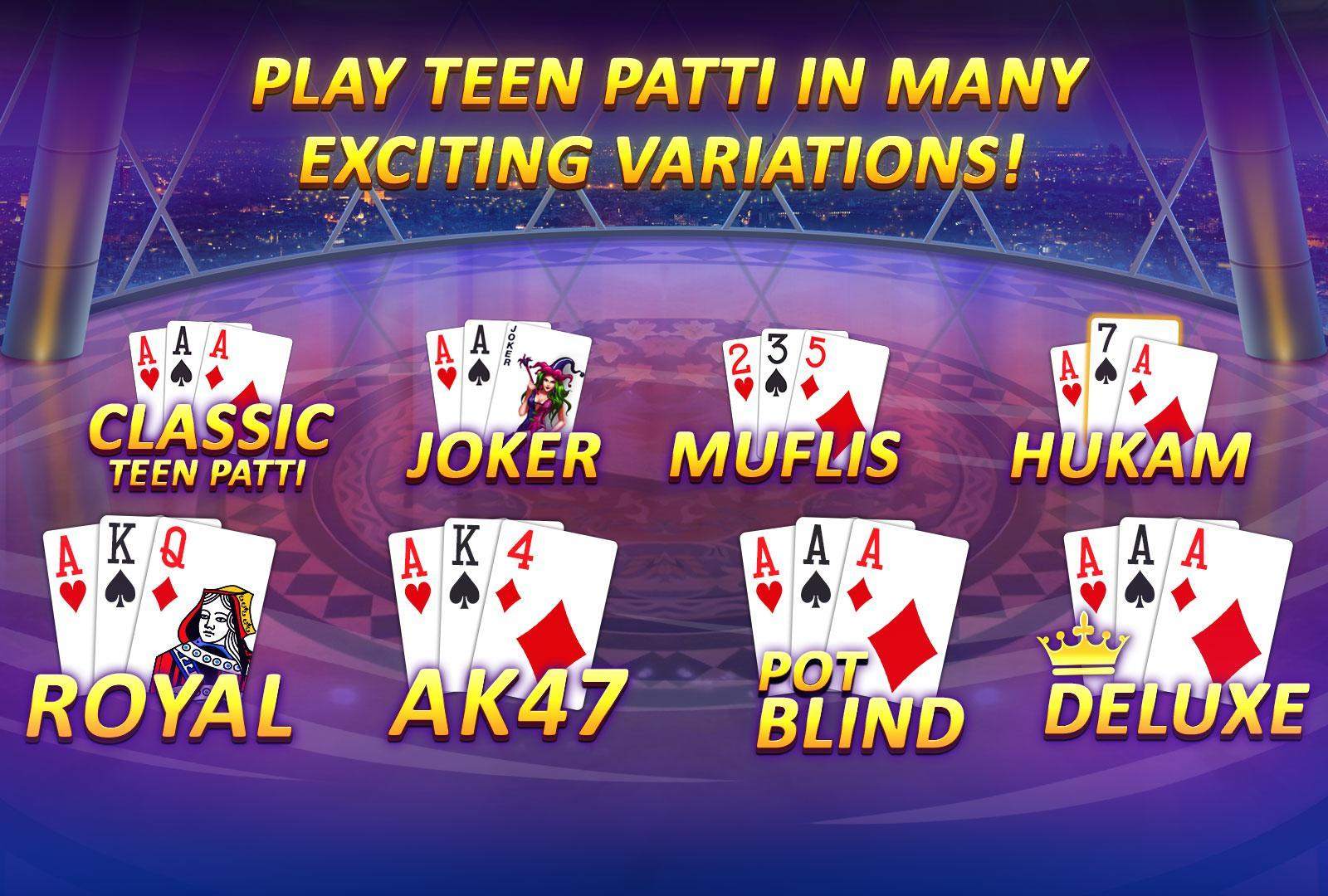 Teen Patti Gold for Android - APK Download