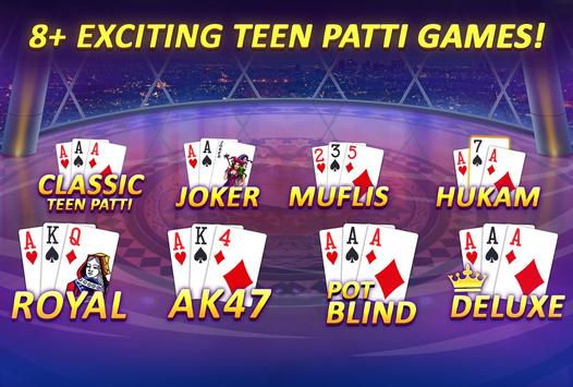 Teen Patti Gold3