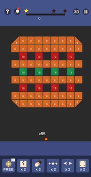 Bricks and Balls - Bricks Breaker Crusher screenshot 1